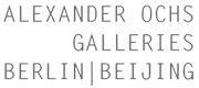 Alexander Ochs Galleries Berlin/Beijing